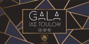 Cérémonie des Majors et Gala de l'IAE de Toulon 2018